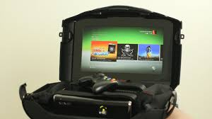 ps3 gaming console review gaems g155 mobile gaming station xbox 360 ps3