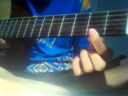 video tutorial belajar gitar klasik belajar gitar lagu naruto blue bird part 1 youtube