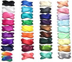 ribbon shoe laces satin ribbon shoelaces