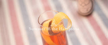 summer cocktail recipes summer in the hamptons recipe make it your own summer cocktail