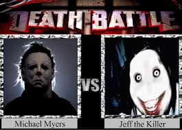 Michael Myers Memes - michael myers vs jeff the killer by jasonpictures on deviantart