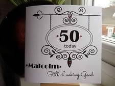 60th birthday card male ebay
