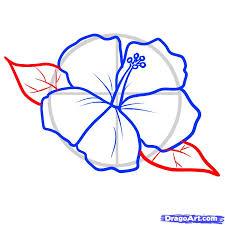 tattoo flower drawings how to draw a hawaiian tattoo hawaiian tattoo step by step