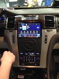 cadillac escalade radio replacing 2007 escalade ext navigation system