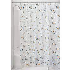 Jml Door Curtain by Amazon Com Interdesign Novelty Eva Shower Curtain 72 X 72 Inch