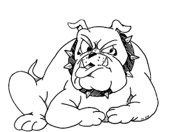 best bulldog coloring pages perfect coloring p 3467 unknown