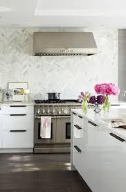 kitchen marble backsplash herringbone marble backsplash home designs idea
