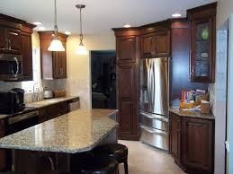 Kitchen Design Philadelphia by Corner Refrigerator Kitchen Renovation Traditional Kitchen