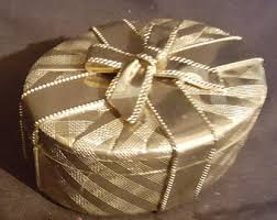 silver boxes with bows on top silverplated box etsy