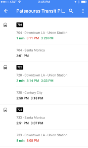 Metro Map Google by Google Maps Now Has Real Time Arrival Info For Metro The Source