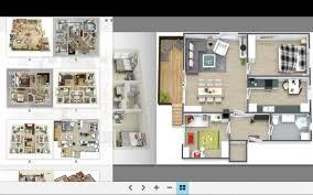 3d simple house plans designs basic floor plan top view 3 bedroom