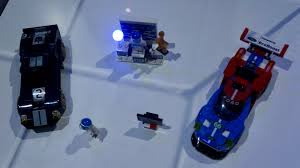 lego police jeep lego u0027s ford gt speed champions kit is already a winner