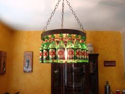 Wine Bottle Chandeliers Wine Bottle Chandelier 1000 Ideas About On Pinterest Intended For