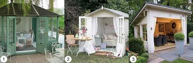 How To Build A Shed Summer House by 60 Garden Room Ideas U0026 Diy Kits For She Cave Sheds Cabins Studios