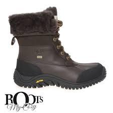 s ugg australia adirondack boot ii ugg australia s adirondack boot ii obsidian 5446 w obs 9