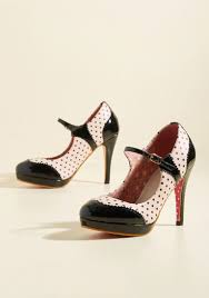 Personally by Banned Shake It Personally Mary Jane Heel Modcloth