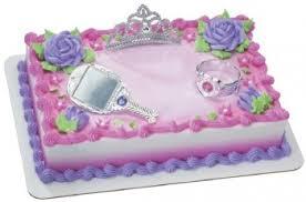 Cake Decorating Kits & Toppers Disney Princess Pretty Princess