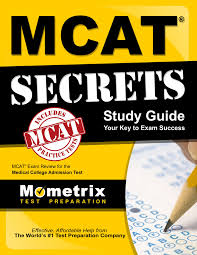 mcat secrets study guide mcat exam review for the medical college