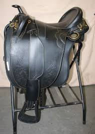 Horse Saddle by Draft Horse Australian Saddle U2013 Black Frontier Equestrian Draft
