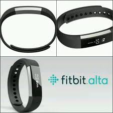fitbit alta fitness wrist band new fitbit alta fitness wristband wireless activity sleep tracker