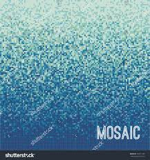 background gradient multicolour tile texture pixel stock vector