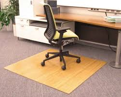 Computer Desk Floor Mats Office Floor Protector Plastic Floor Mat For Carpet Office Chair
