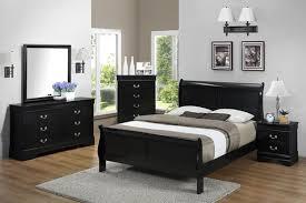 black full bedroom set philip black bedroom set katy furniture