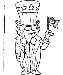 free 4th july coloring pages