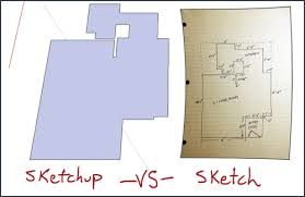 make a floor plan of your house sketchup tutorial how to create a floor plan