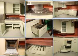st charles kitchen cabinets 1968 st charles metal kitchen cabinets with thermador cooking rose
