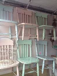 Shabby Chic Chair by Emily Bond Dachshund Linen Union In Red Doxie Love Pinterest