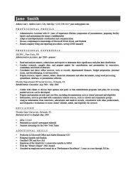 Free Download Resume Sample by Free Downloadable Resume Templates Resume Genius