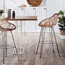 the 25 best rattan bar stools ideas on pinterest rattan counter