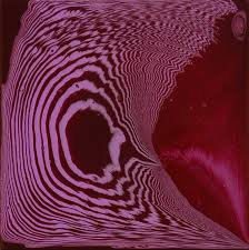 tipping point muted violet brilliant purple 1 degreeart com