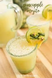 mojito recipe a refreshing pineapple mojito recipe u2014 lily the wandering gypsy