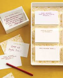 bridal shower games that are actually fun to play martha stewart