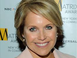 hairstyles of katie couric who will fill katie couric s seat at cbs speculation continues as