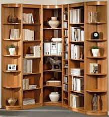 Corner Bookcases Useful Suggestions On How To Choose The Corner Bookcases