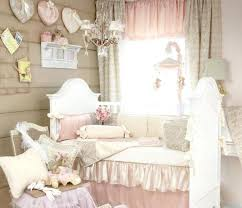 chambre bébé romantique deco chambre fille romantique chambre bebe fille originale