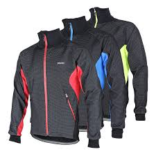 bicycle coat arsuxeo men sports cycling clothes bike bicycle winter coat jersey