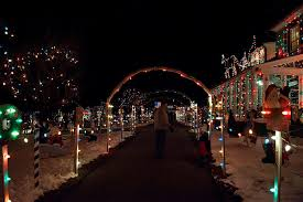 christmas lights in pa best christmas light displays in the u s