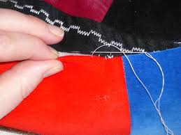 How To Blind Stitch By Hand 3 Easy Ways To Slip Stitch Wikihow