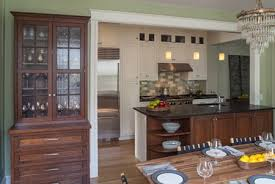 how to open up kitchen to dining room open kitchen layouts