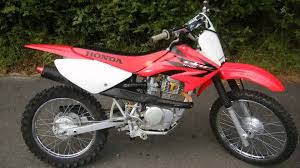 honda crf100f youtube