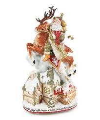 fitz and floyd fitz and floyd bellacara deer figurine fitz and floyd inc