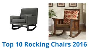 Elite Folding Rocking Chair by 10 Best Rocking Chairs 2016 Youtube
