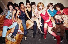pretee models mtv s skins racy new show has more sweetness than snark time