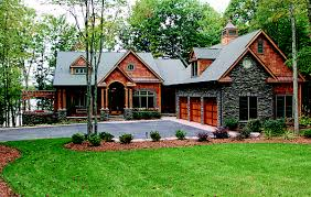 House Plans With In Law Suites 4304 Sq Ft Country Craftsman Home With Interior Photos 180 1020