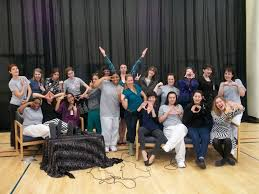 monologues cast performs for women u0027s correctional facility