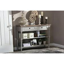 Shabby Chic Console Table Country Console Table Blue Shabby Chic Ebay Oak